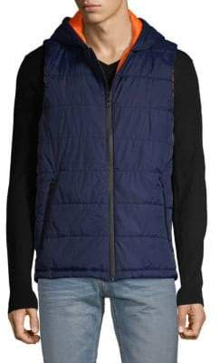 Sovereign Code Quilted Hooded Vest