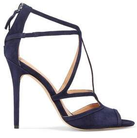 Halston Monica Suede Sandals