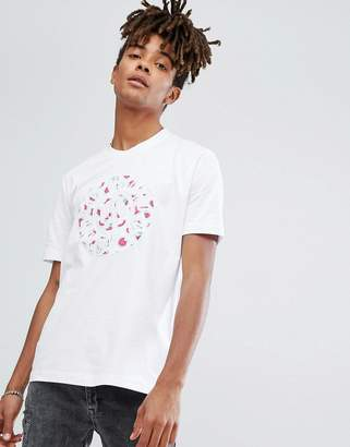 Love Moschino Watermelon Logo T-Shirt