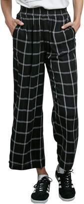 Volcom Jumponit Windowpane Crop Pants