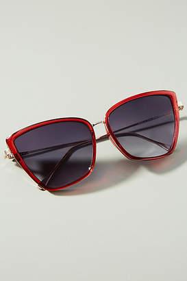 Anthropologie Crawford Cat-Eye Sunglasses