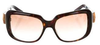 Jimmy Choo Rock Oversize Sunglasses