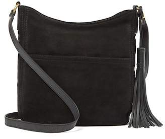 Cole Haan Gabriella Suede Crossbody Bag