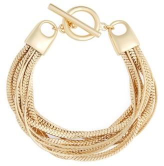Women's Nordstrom Chain Bracelet $45 thestylecure.com