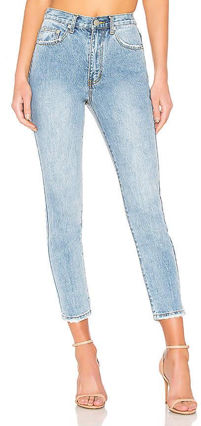 Jackie Skinny Jeans.