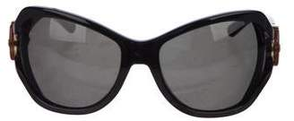 Marc Jacobs Acetate Oversize Sunglasses