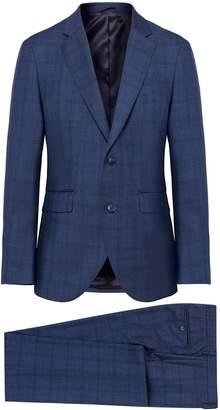 Suits Wl Dk Blue Gcheck B