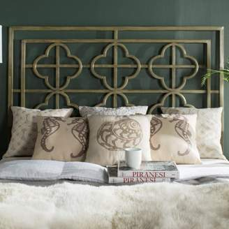 Safavieh Lucina Metal Headboard, Available in Multiple Colors and Sizes