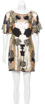 Jovani Embellished Mini Dress w/ Tags