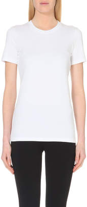 Theory Johnna cotton-jersey t-shirt