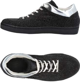 Leather Crown Low-tops & sneakers - Item 11436498TL