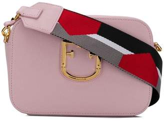 Furla Rainbow strap crossbody bag