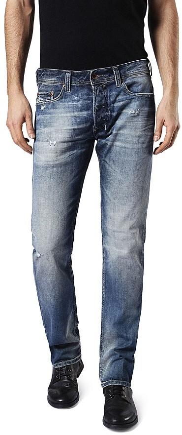 DieselDiesel Safado Straight Fit Jeans in Denim