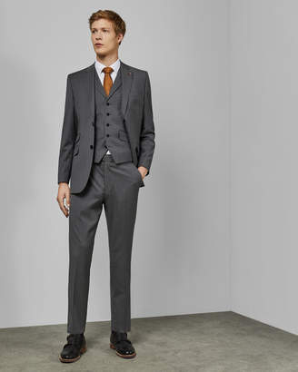 Ted Baker COLMANT Sterling small check trousers