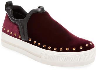 Ash Jessica Stud Sneaker