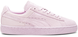 Puma Classic Emboss Sneaker $70 thestylecure.com