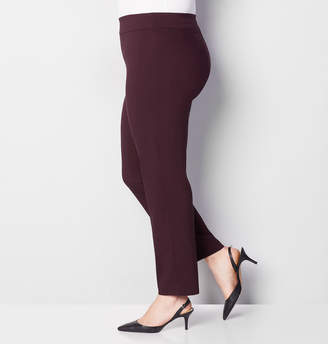 Avenue Super Stretch Pull-On Pant