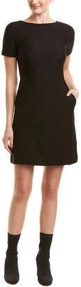 French Connection Dixie Textured Sheath Dress