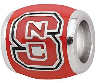 Persona Sterling Silver North Carolina State University Beads and Charms