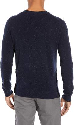 Club Monaco Flecked Cashmere Sweater