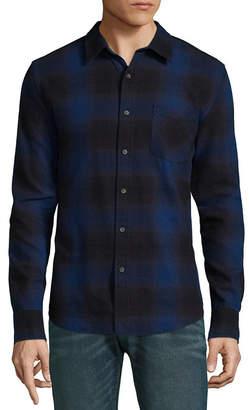 Arizona Long Sleeve Button Down Flannel Shirts
