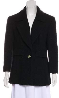 Chanel Wool Bouclé Blazer