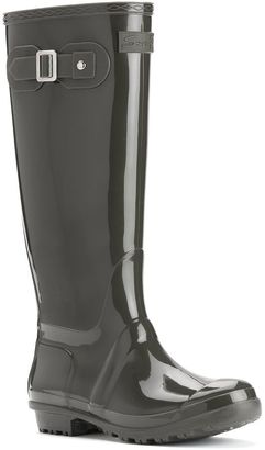 Seven7 British Girl Women's Waterproof Rain Boots $54 thestylecure.com
