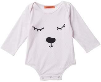 Funkyberry Printed Bodysuit (Baby & Toddler Girls)