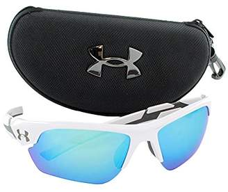 Under Armour Windup Sunglasses () + Hard Case