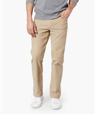 Dockers Jean Cut Straight Fit Flat Front Pants