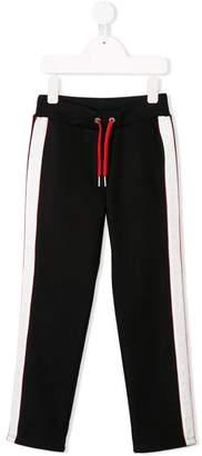 Givenchy Kids tonal logo track pants