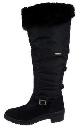 Pajar Shearling Knee-High Boots