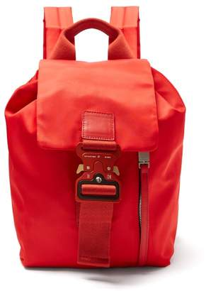Tank Rollercoaster Clip Technical Backpack - Mens - Red