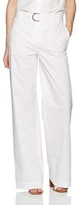 Strenesse Women's Pants PAVLINA Trousers, (White)