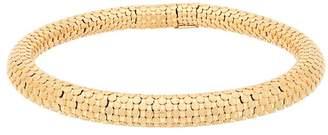 Saint Laurent snake-chain necklace