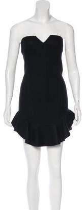 Isabel Marant Strapless Mini Dress w/ Tags