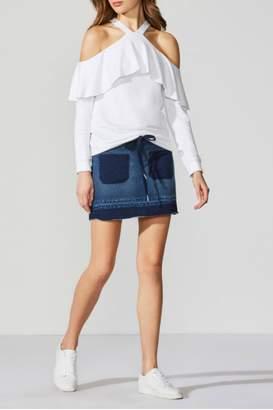 Bailey 44 Denim Skirt