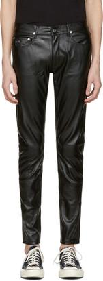 April77 Black Joey Lezzer Jeans $195 thestylecure.com