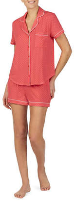 Kate Spade Evergreen Shortie Pajama Set