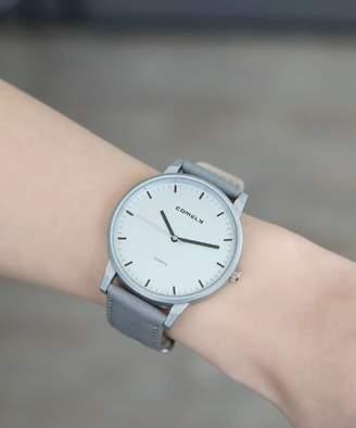 1a3952b1d5 コレカラシルバー文字盤腕時計/queiteレディースグレーF(フリーサイズ)【colleca la