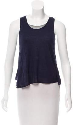 Barneys New York Barney's New York Sleeveless Knit Top