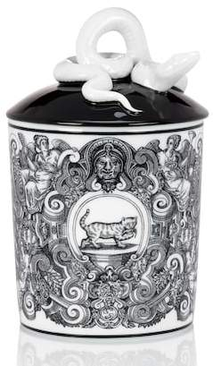 Gucci Fumus Cat scented candle