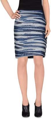 Geospirit Knee length skirts