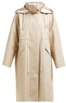 Max Mara Vieste Trench Coat - Womens - Beige