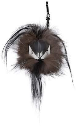 Monster Eyes Fur Bag Charm