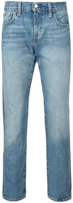 Levi's stonewashed regular jeans