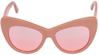 Stella McCartney Cat Eye Frame Sunglasses Size 5-10y