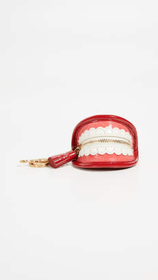 Anya Hindmarch Teeth Key Chain