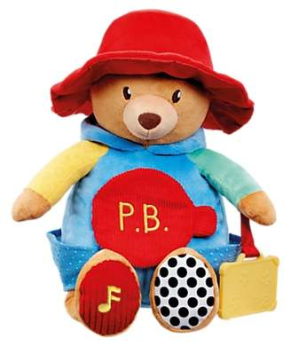 Rainbow Designs Paddington Bear Activity Soft Toy