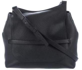The Row Leather Sideby Crossbody Bag